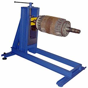 Приспособление для сборки ротора со статором