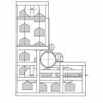 Склад – стеллаж – конвейер