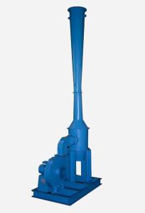 Эжектор низкого давления для систем промышленной вентиляции