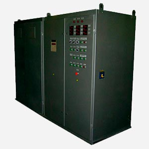 Станция испытательная силовых трансформаторов i-iv габаритов