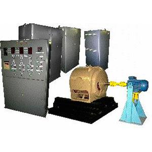 Станция испытательная электрических машин переменного тока