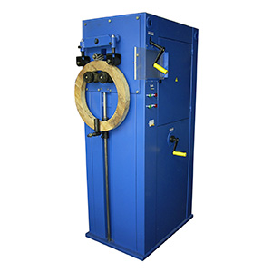 Станок для фрезерования колец из электрокартона