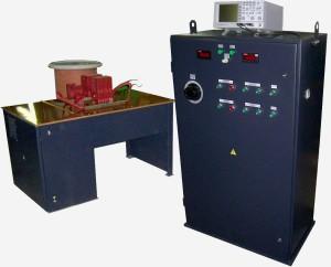 Стенд для испытания секций обмоток электрических машин
