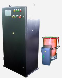 Установка для испытания корпусной изоляции электрических машин