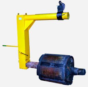 Приспособление для вывода ротора