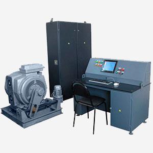 Стенд испытания асинхронных эл. двигателей