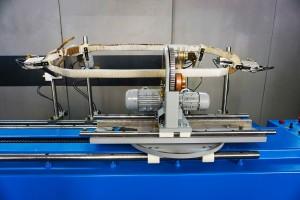 Производство обмоток статора